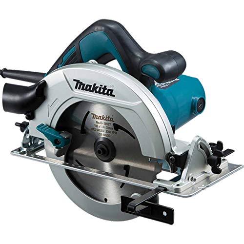 Makita HS7601J Scie circulaire 68 mm In Makpac Bleu