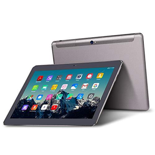 Tablet 10 Pollici - TOSCIDO Android 9.0 ,Quad core,4G LTE Dual Sim Carta,64 GB Memoria,RAM 4...