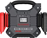 AUTOGEN 10000A 12V/24V Jump Starter 42000mAh Lithium Iron Phosphate (LiFePO4), Booster Charger for (All Gasoline & 15L Diesel Engines) with Smart LED Screen Built-in LED Light