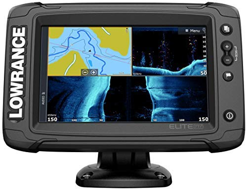 Lowrance Elite-7 Ti² US/Can Nav+ HDI Fish Finder