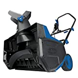 Snow Joe SJ618E Electric Single Stage Snow Thrower | 18-Inch | 13 Amp Motor