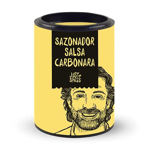 Just Spices Sazonador salsa carbonara, 40 g | Sazonador para
