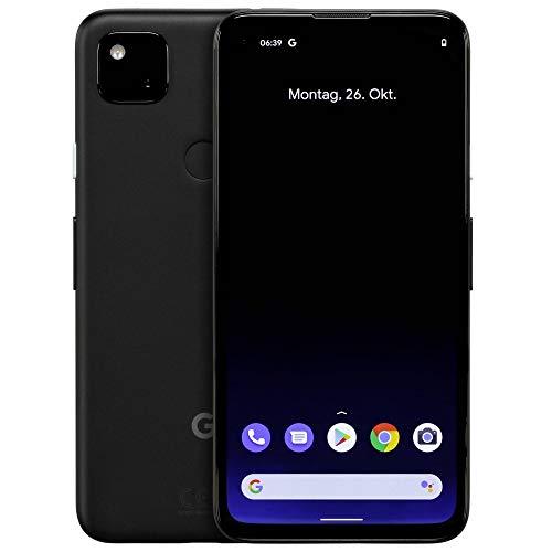 Google Pixel 4a 14,7 cm (5.8') Android 10.0 4G USB Type-C 6 Go 128 Go 3140 mAh Noir