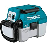 Makita XCV11Z 18V LXT Lithium-Ion Brushless Cordless 2 Gallon HEPA Filter...