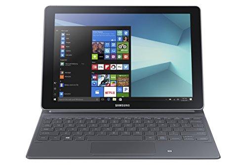Samsung Galaxy Book 12-Inch LTE Pro Tablet - (Silver) (Intel Core i5-7200U, 8 GB RAM, 256 GB SSD, Windows 10 Pro)