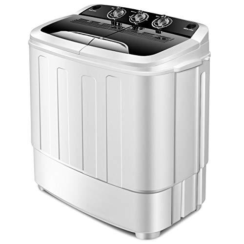 Giantex Mini Twin Tub Washing Machine