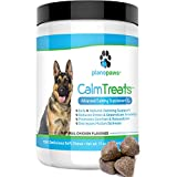 Calm Treats - Safe Calming Treats for Dogs - Dog Anxiety Relief -...