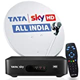 Airtel DigitalTV DTH HD Set Top Box with 1 Month Dabangg HD Pack Super Fast Installation