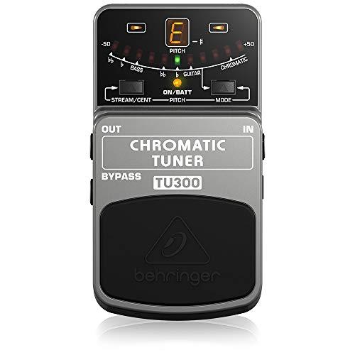 Behringer TU300 Chromatic Guitar/Bass Tuner