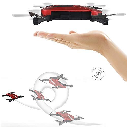 MROSW JD-18 2.4G WiFi FPV Macchina Fotografica 200W Pieghevole 6-Axis Gyro RC Drone Quadcopter con 3D-Flip Il Mantenimento di Quota modalit Senza Testa