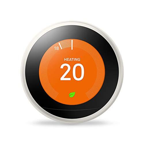 Google Nest Learning Thermostat Blanco, Se controla desde el...