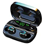 Luisport True Wireless Earbuds TWS Wireless Headphones Bluetooth Earbuds Bluetooth Headphones with...