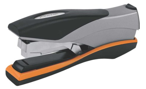 REXEL Optima 40 cucitrice punto piatto - Nero/Arancio/Argento - 2102357