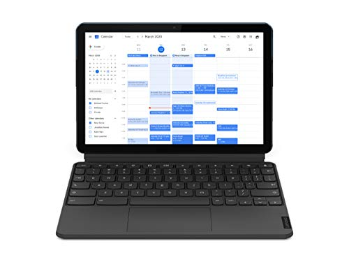 Lenovo IdeaPad Duet Chromebook Tablet, Display...