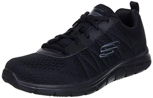 Skechers 232081-BBK_44, Zapatillas, Calzado Deportivo Hombre, Black, EU