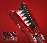 Steam Hair Straightener Straightening Irons Automatic Straight Hair Brush Steam Flat Iron Electric Ceramic Hair Straightener Tools