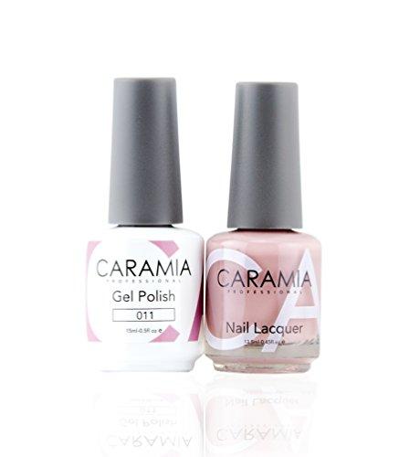 Caramia Matching Gel & Nail Polish (011)