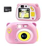 Sonkir 32GB Kids Camera 15.0MP Appareil Photo numérique Rechargeable Avant...