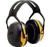 3M X2AC1 Peltor Casque antibruit pour un niveau de bruit jusqu'à 105 dB...