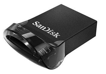 SanDisk Ultra Fit 128Go Clé USB 3.1 allant jusqu'à 130Mo/s