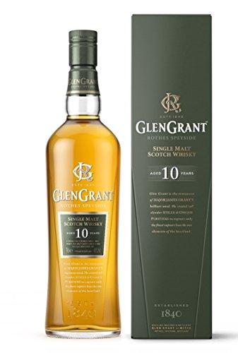 グレン グラント 10年 [ ウイスキー イギリス 700ml ]
