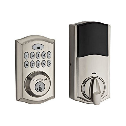 Kwikset 99130-002 SmartCode 913 Non-Connected Keyless Entry...