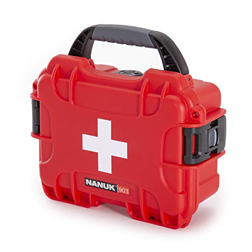 Nanuk Waterproof First Aid Case - Empty