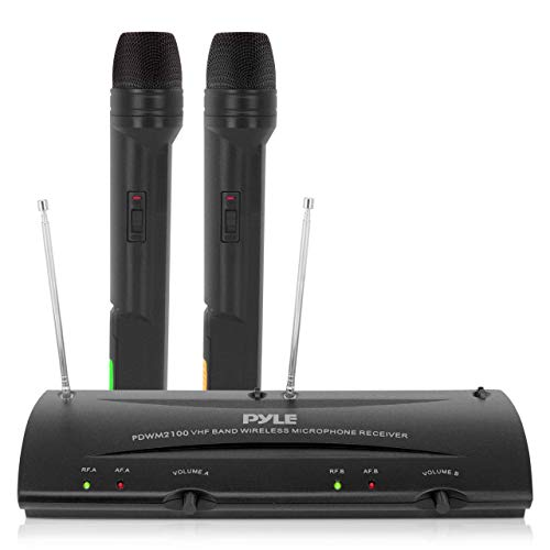 7. Pyle Wireless Microphone (PDWM2100)
