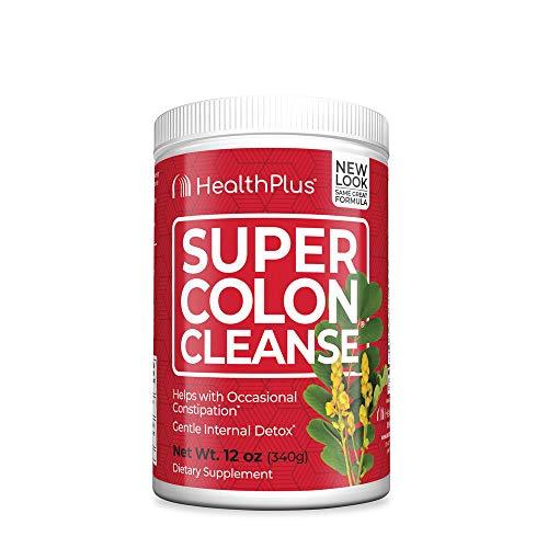 Health Plus Super Colon Cleanse: 10-Day Cleanse -Detox   More than 1 Cleanse, 12 Ounces