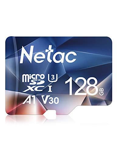 Netac 128 GB Scheda Micro SD, Scheda di Memoria...