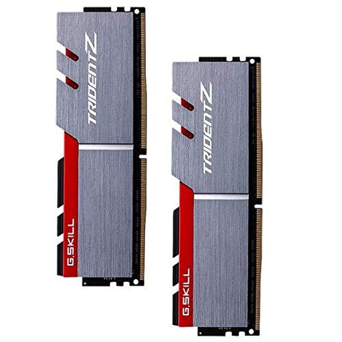 G.Skill 16GB (Dual Channel Kit) 3200MHz DDR4 Trident Z Desktop Memory...