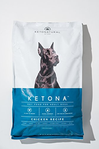 Ketona Chicken Recipe Dry Food for Adult Dogs --...