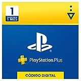 Sony, PlayStation Plus - Suscripción 1 Mes   PS5/PS4/PS3   Código de descarga...