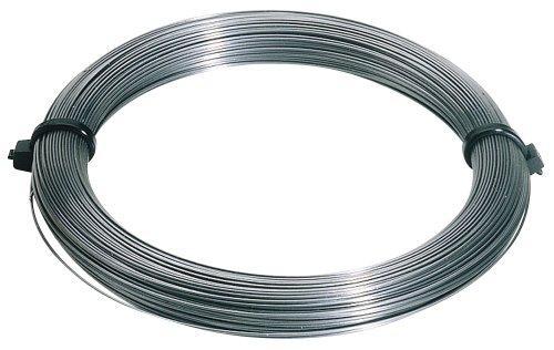 Draper 65547 - Filo in acciaio INOX 22,5 m x 0,5/0,6 mm
