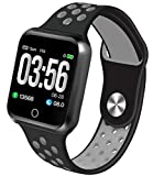 Fitness Tracker Blood Pressure Heart Rate Monitor Smart Watch 15 Days Long Standby Activity Tracker Pedometer Sleep Monitor