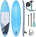 Pathfinder Inflatable SUP Stand-up Paddleboard Bundle Blue