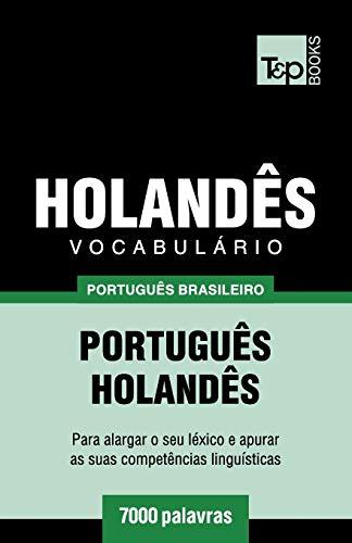 Vocabulário Português Brasileiro-Holandês - 7000 Palavras
