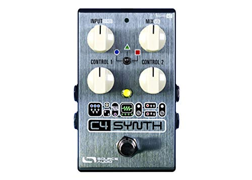 Source Audio C4 Synth Guitar FX Pedal