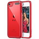 ULAK Coque iPod Touch 7eme, Housse Étui iPod Touch 6eme 5eme Clear Mince...