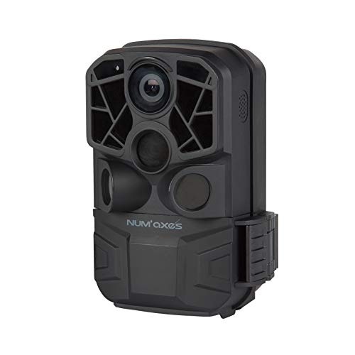 NUMAXES - Piège Photographique PIE1045 - Caméra de Surveillance Haute Résolution Photo et Vidéo - WiFi