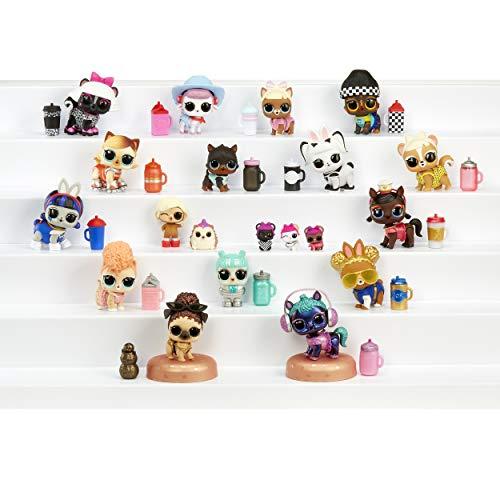 Image 5 - MGA- L.O.L Animaux Pelucheux avec Peluche Lavable et Surprises à révéler dans l'Eau série 2 Toy, 557128E7C, Multicolore
