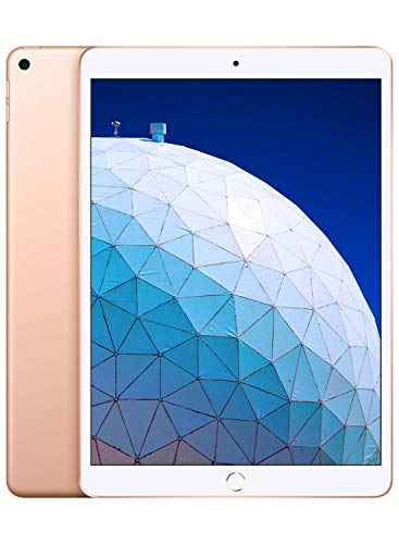 Apple iPadAir (10.5-inch, Wi-Fi, 256GB) - Gold (3rd Generation)