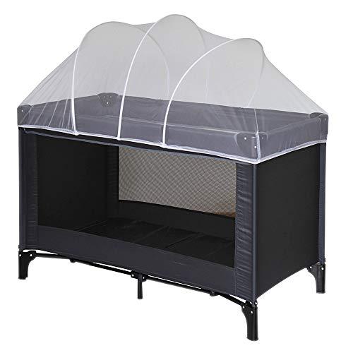 Nattou Moustiquaire pour lit parapluie, Protection contre les moustiques,...