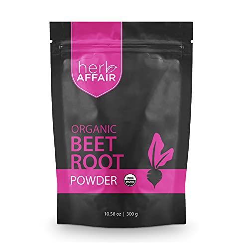 Organic Beet Root Powder - North American Grown...