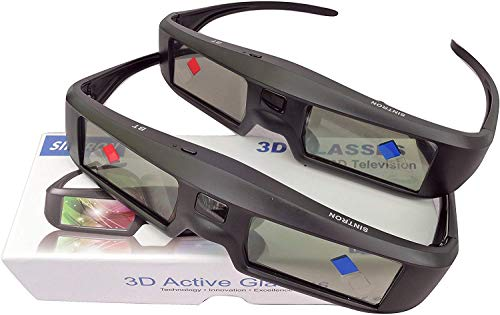 41Y2Xe62aDL - The 7 Best 3D Active Glasses in 2020