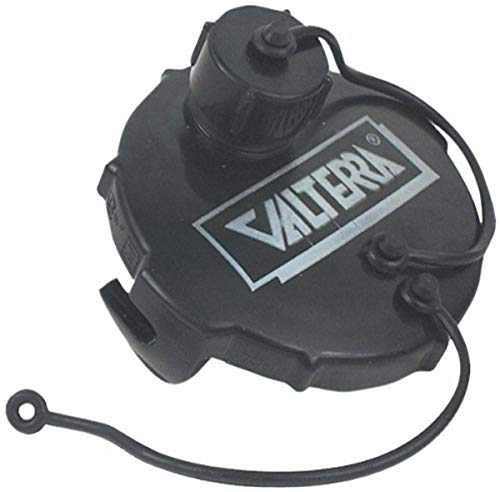 Valterra T1020-1VP Waste Valve Cap - 3' with Capped 3/4' GHT,...