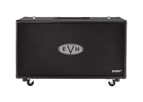EVH EVH 5150 III 212ST CABINET BLACK Electric guitar amplifiers 2x12 guitar cabinet