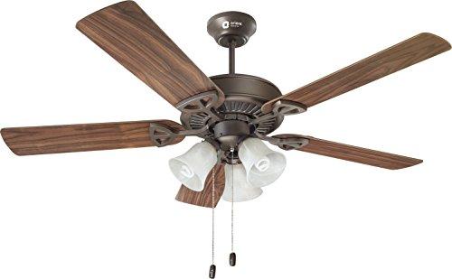 Orient Electric Underlight Woodwind 1300mm Ceiling Fan (Metallic Bronze)