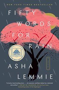 Fifty Words for Rain: A Novel by [Asha Lemmie]