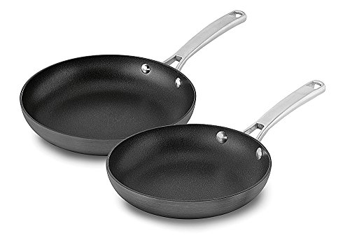 Calphalon 2 Piece Classic Nonstick Frying Pan Set